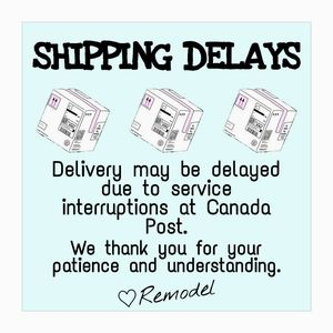 Attention: Shipping Delays